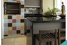 Decoração para diversos ambientes / Varanda, Varanda goumert, área de lazer, churrasqueira, área de serviço, lavado... todos os ambientes podem e devem ser bem decorados!
