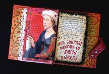 Inspiration: Journals, Sketchbooks, Book Art