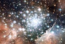 Luces del universo / Estrellas, planetas, galaxias...