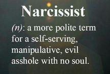 NARCASSISM