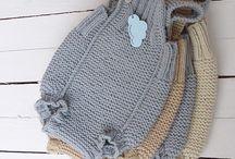 tricot bébés