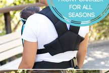 Baby Carrier / Baby Carriers and Baby Wearing / by Blooming Bath