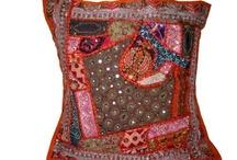Floor Cushion Cover / by Mogul Interior