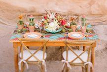 Aztec Wedding
