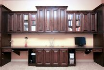 Home Offices / Your home office should be the most organized room in your house. We give you all the amenities of a fully-equipped office located in your own home.