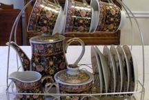 tea sets / by Joanette L. Hansen