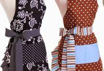 Padrões de avental