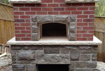 Wood stone pizza oven