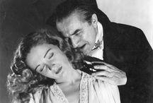Bela Lugosi 1940s & 50s Movie Stills