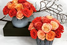 Alaric Flowers in new light / Flower arrangement in different background than white