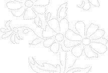 string art / haft matematyczny