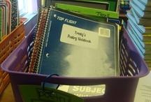 Student notebooks / by Nikki Pena