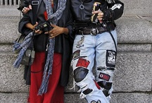 Subcultural Alternative Street Style