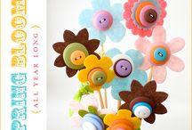 Kiddie Crafts / by Three Little Hams