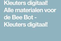 Beebot materiaal