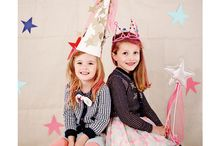 Billieblush AW15 / Founded in 2013, French label Billieblush, create clothes for modern day princesses from the age of 12 months to 12 years. With a luscious colour palette, funky graphics, and glitter, lace and frill detailing, to create a collection befitting of sassy and stylish little girls!