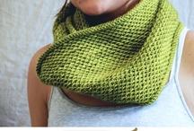 Infinity Scarf Knit