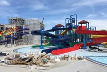 Sunset Resort Water Park - Construction Updates - 11.06.2015 / Sunset Resort Water Park - Construction Updates - 11.06.2015