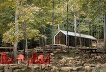 přírodní domy