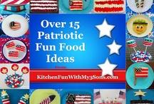 4th of July fun  / Food, crafts, ideas