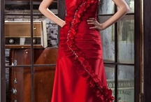 Evening dresses and looks