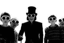 Tim Burton´s Charlie & the Chocolate Factory (2005)