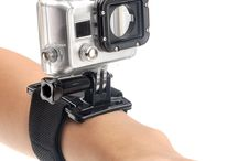 GoPro Accessories / All things for GoPro Camera