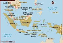 Indonesia & its' many islands / Indonesian people, geography, industry, natural environment and history