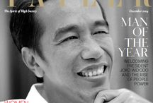 Jokowi on Our 2014 December
