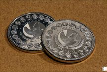 Money / Fantasy and true coins  http://www.friziodesign.it/