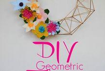 diy geometric