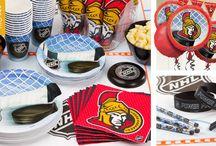 Hockey Party Ideas