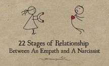 empath and narcissistic person