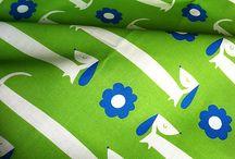 Textiel teckels