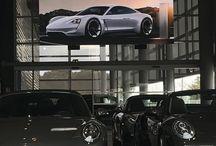 Ecran geant concession automobiles