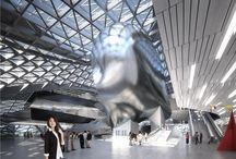 Wolf D. Prix / Architecture of Wolf D. Prix