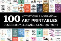 Art printable