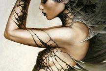 Pure beauté,  les peintures de Karol Back