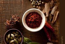 Spices (Food Photography)