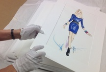 """Fashion Illustration: A Contemporary Look"""""""