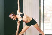Yoga + meditation + spirituality