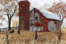 billy jacobs prints / art admiration...