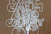 Words / by Kelsey Reyes