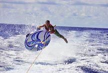 Activités Nautiques #surf #diving / #Surf #BoucanCanot #Diving #LaReunion
