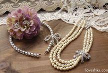 necklace / プティラブーシュカ / ネックレス / 結婚式 / wedding / オリジナルウェディング / プティラブーシュカ / トキメクウェディング