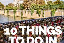 Paris free things to do