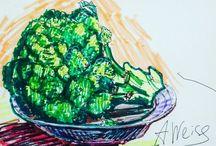 Vegan Art Blog