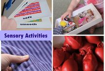 sensory ideas / by Laurrie Shaw