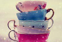 It's Tea Time / by Tasha Fontenot