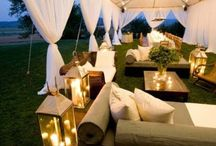 Wedding - Marquee Decor